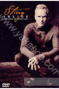 Фото - Sting: Inside. The Songs of Sacred Love (DVD)