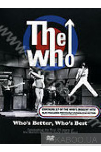 Фото - The Who: Who's Better, Who's Best (DVD)