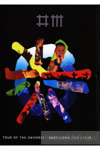 Фото - Depeche Mode: Tour of the Universe: Barselona 20/21.11.09 (DVD)