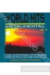 Фото - Acoustic Sound Orchestra: World Hits Instrumental vol.10