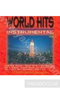 Фото - Acoustic Sound Orchestra: World Hits Instrumental vol.7