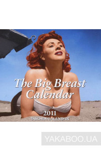 Фото - Tear-off Taschen Calendar 2011. The Big Breast