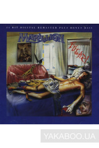 Фото - Marillion: Fugazi (2 CD) (Import)