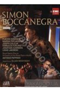 Фото - Джузеппе Верди: Симон Бокканегра. Live from Royal Opera House (DVD) (Import)