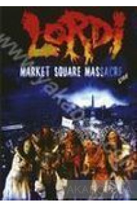 Фото - Lordi: Market Square Massacre (DVD)