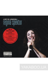 Фото - Regina Spektor: Live in London (DVD+CD) (Import)