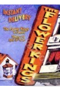 Фото - The Flower Kings: Instant Delivery (2 DVD)