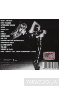 Фото - Lady GaGa: Born This Way