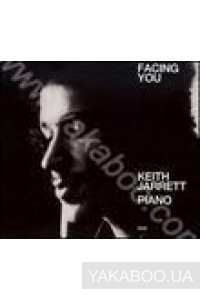 Фото - Keith Jarrett: Facing You (LP) (Import)