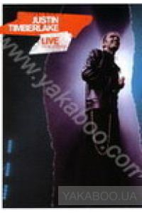 Фото - Justin Timberlake: Live from London (DVD+CD)