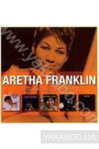 Фото - Aretha Franklin. Original Album Series (5 CD) (Import)