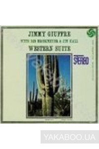 Фото - Jimmy Giuffre: Western Suite (Import)
