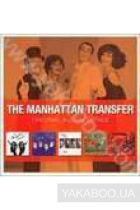 Фото - The Manhattan Transfer: Original Album Series (5 CD) (Import)
