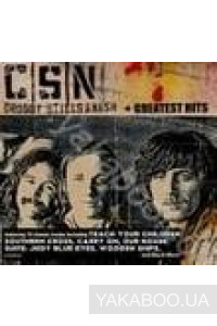 Фото - Crosby, Stills & Nash: Greatest Hits (Import)