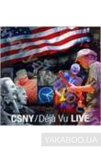 Фото - Crosby, Stills, Nash & Young: Deja Vu-Live (Import)