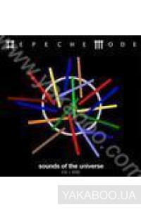 Фото - Depeche Mode: Sounds of the Universe (CD + DVD) (Import)