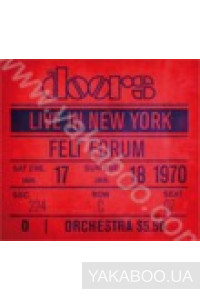 Фото - The Doors: Live in New York (6 CD) (Import)