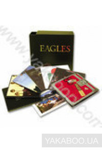 Фото - Eagles: Catalogue CD Album Box (9 CD Limited Edition) (Import)