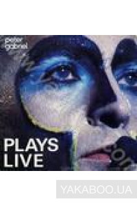 Фото - Peter Gabriel: Plays Live (Mini-Vinyl CD) (import)