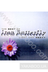 Фото - Iron Butterfly. Light And Heavy: The Best Of Iron Butterfly (Import)