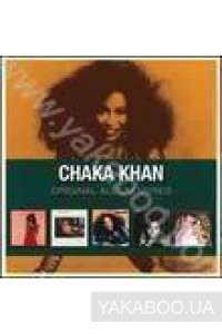 Фото - Chaka Khan: Original Album Series (5 CD) (Import)