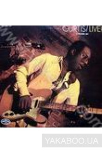 Фото - Curtis Mayfield: Curtis. Live (Import)