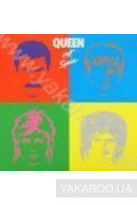 Фото - Queen: Hot Space (Mini-Vinyl CD) (Import)