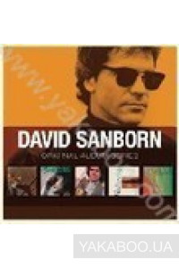 Фото - David Sanborn: Original Album Series (5 CD) (Import)