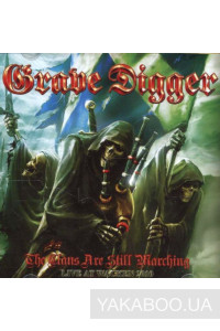 Фото - Grave Digger: The Clans are Still Marching (Cd+DVD)