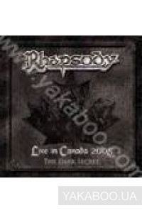 Фото - Rhapsody: Live in Canada 2005 - The Dark Secret