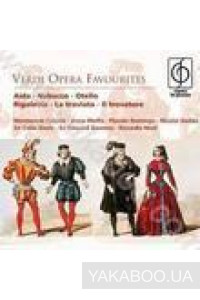 Фото - Various Artists: Verdi Opera Favorites (Classics For Pleasure) (Import)