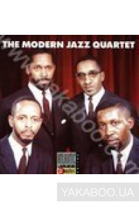 Фото - The Modern Jazz Quartet: The Modern Jazz Quartet (Import)