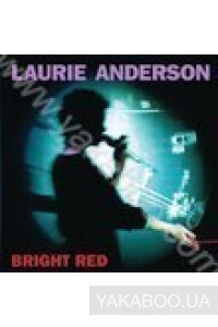 Фото - Laurie Anderson: Bright Red (Import)