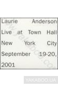 Фото - Laurie Anderson: Live in New York (Import)