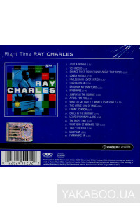 Фото - Ray Charles: Right Time (Import)