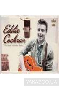 Фото - Eddie Cochran: The Eddie Cochran Story (4 CD) (Import)