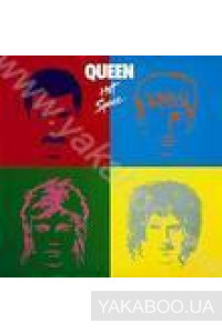 Фото - Queen: Hot Space (LP) (Import)