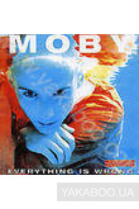 Фото - Moby: Everything Is Wrong