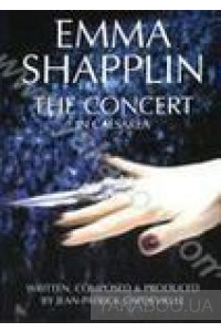 Фото - Emma Shapplin: The Concert in Caesarea (DVD)