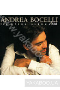 Фото - Andrea Bocelli: Aria. The Opera Album