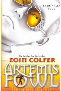 Фото - Artemis Fowl and the Opal Deception
