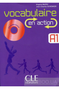 Фото - Vocabulaire en action. Debutant (+ CD)