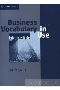Фото - Business Vocabulary in Use Intermediate with Answers