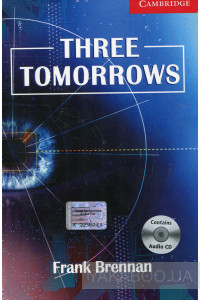 Фото - Three Tomorrows (+ CD)