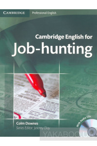 Фото - Cambridge English for Job-hunting. Student's Book (+ 2 CDs)