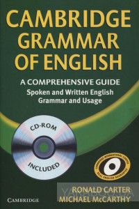 Фото - Cambridge Grammar of English Paperback with CD ROM. A Comprehensive Guide