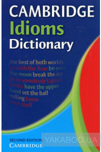 Фото - Cambridge Idioms Dictionary