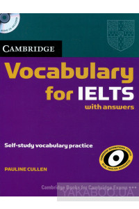 Фото - Cambridge Vocabulary for IELTS ( +CD)