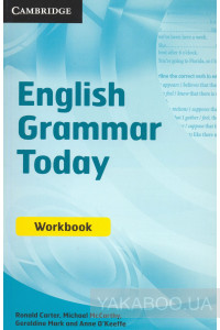 Фото - English Grammar Today. Workbook