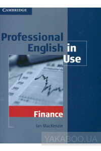 Фото - Professional English in Use. Finance